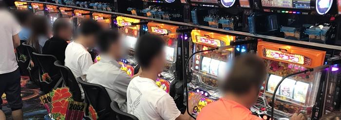 28日スタ宗像 沖ドキ!