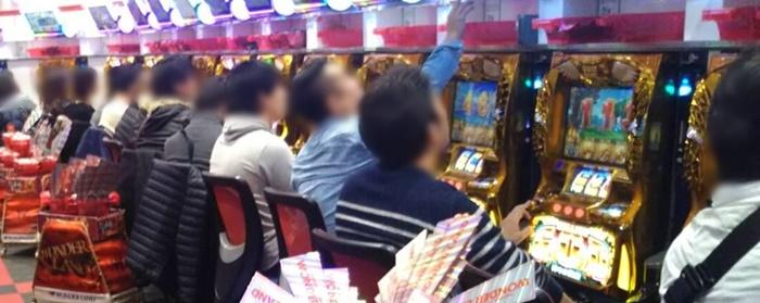 【福岡東12.31】ミリオンゴッド凱旋_preview