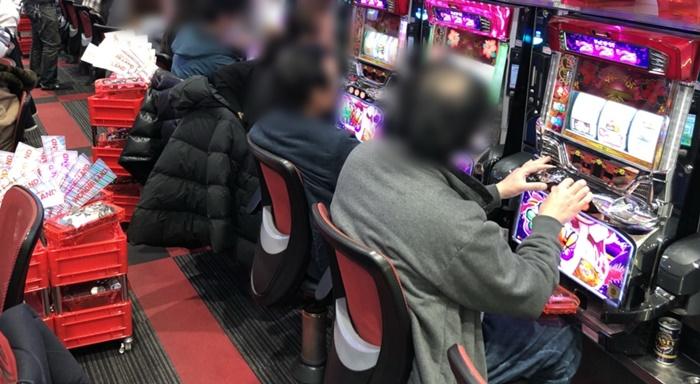 【福岡東】沖ドキ