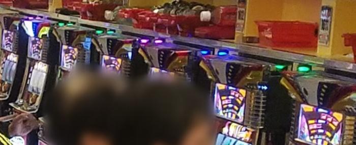 ジャグラーコーナー(柳川店)