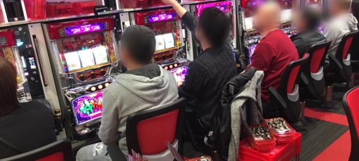 【福岡東】沖ドキ-30