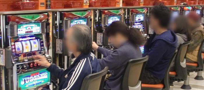 3.11ハッピージャグラー 須恵