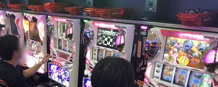 小戸本館まどか☆マギカ
