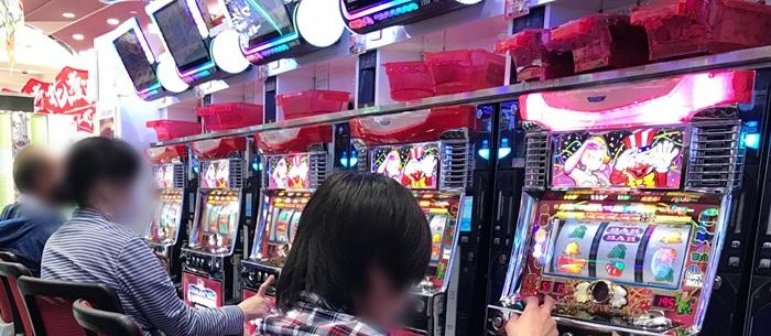 【福岡東】ジャグラー