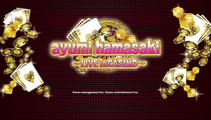 ayumi hamasaki~LIVE in CASINO~設定搭載ver.